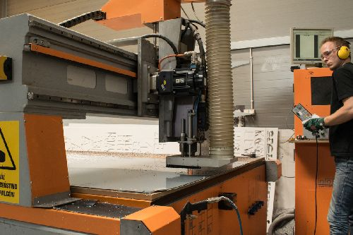 CNC cut machines